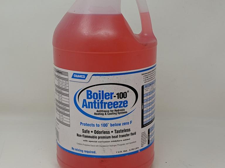 Dutch Goat Auction | 1 Gallon of Boiler -100° Antifreeze