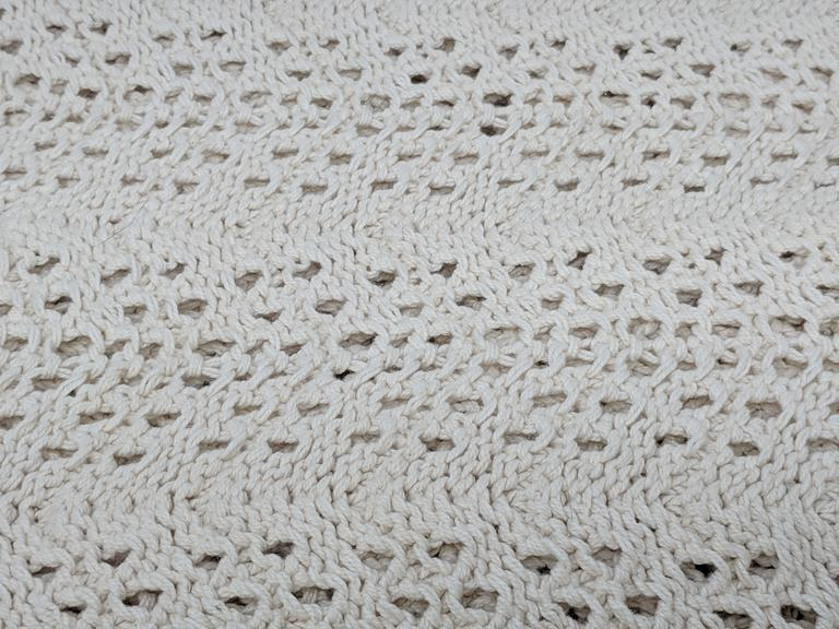 Dutch Goat Auction | Lion Crafters Afghan Blanket