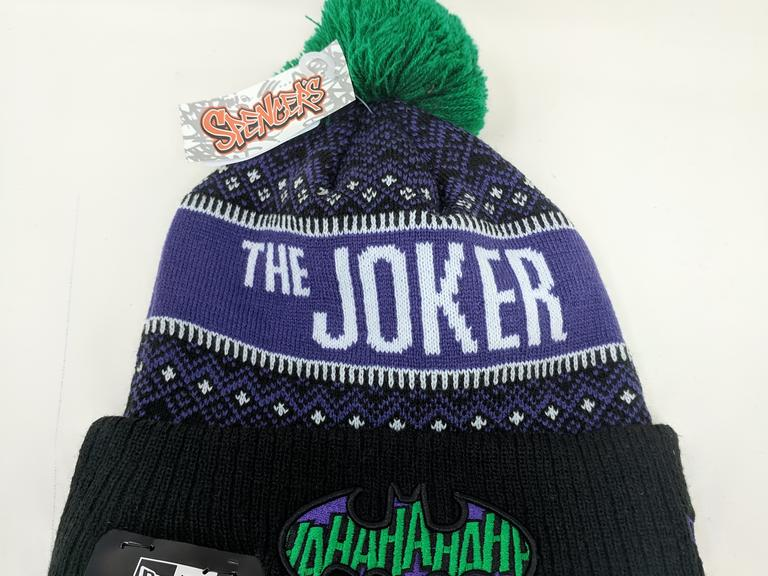 20ccdb82a5b New Era The Joker Beanie