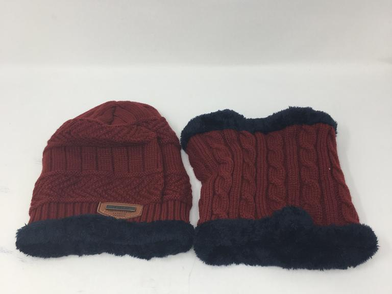 VBIGER Hat and Neck warmer f23c2dee0fa