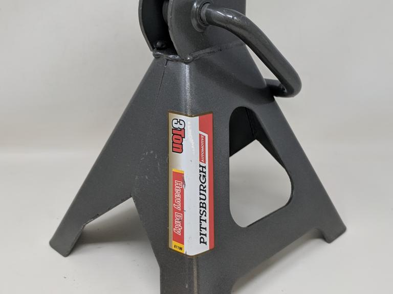 Pittsburgh 3 Ton Jack Stand