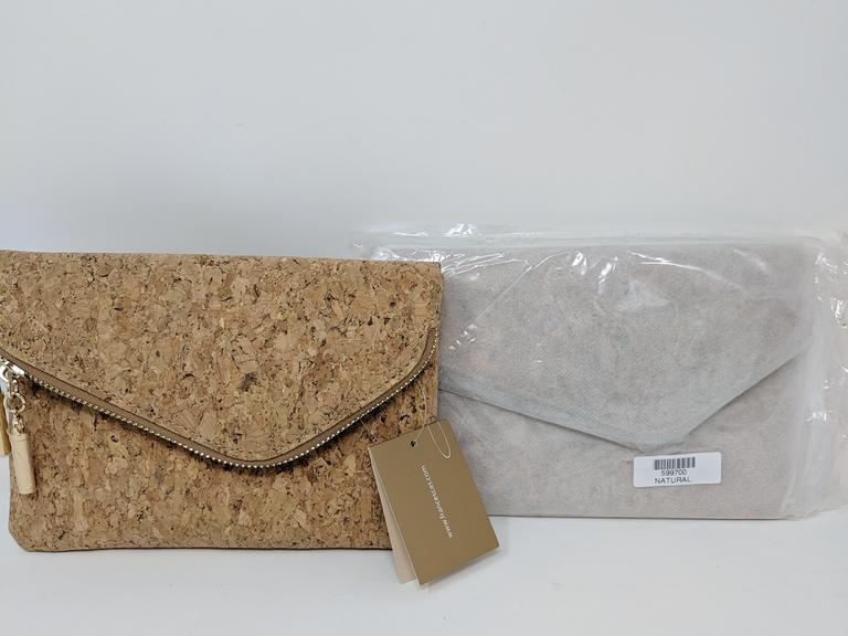 Lot of 2 Francesca's Cork Wallets