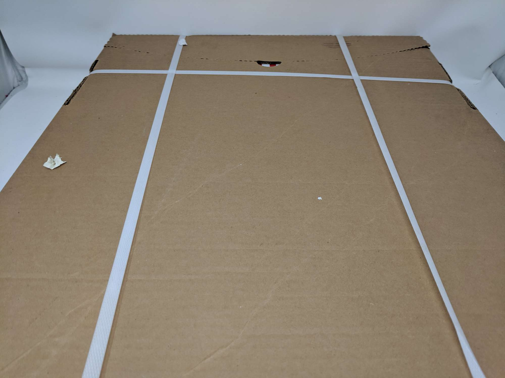 Slip-N-Grip Prime Heavy Duty Treated Paper Floor Mat 17x19