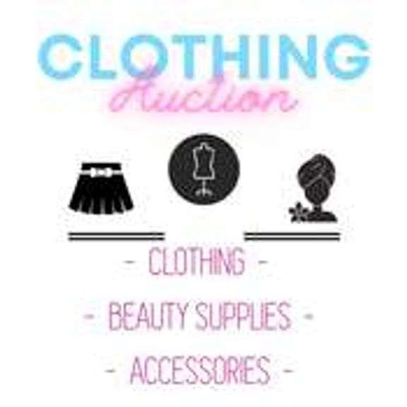 6/28/21 (Monday 4 PM) New Clothing, Accessories & Beauty Auction