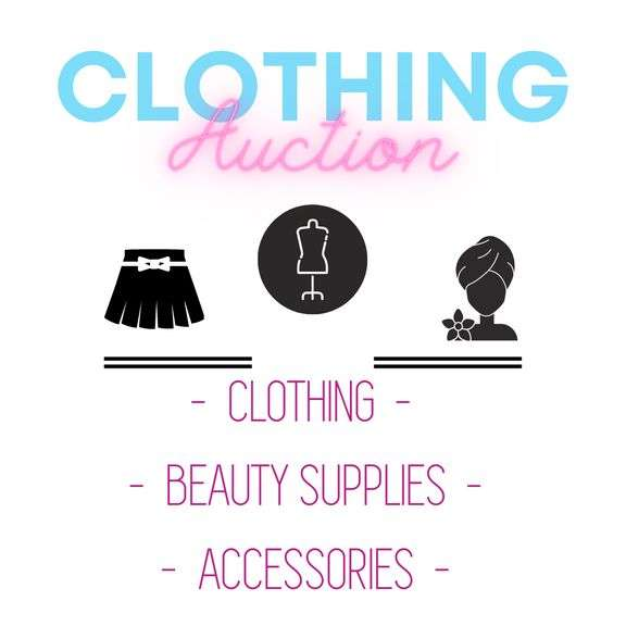10/11/21 (Monday 7 PM) Bi-Weekly New Clothing, Accessories & Beauty Auction - Still adding lots